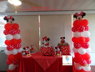 Decoration Minnie Mouse Party Rental