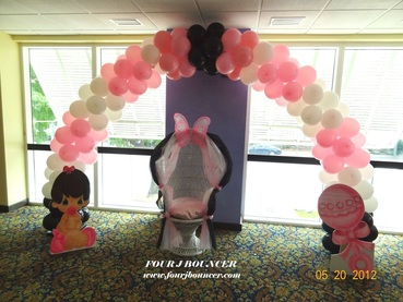 Arc Balloon Party Rental